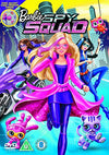 Barbie In Spy Squad. Includes Barbie gift  [2016] DVD