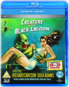 Creature From the Black Lagoon (60th Anniversary Edition) [Blu-ray 3D + Blu-ray] [1954] Blu-ray 3D | Buy Blu-ray 3D online