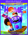 Home [Blu-ray 3D + Blu-ray + UV Copy] Blu-ray