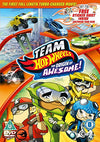 Team Hot Wheels: The Origin of Awesome (Includes Sticker Sheet)  [2013] DVD