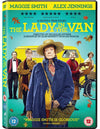 The Lady in the Van  [2015] DVD