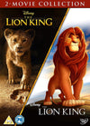 The Lion King (Live Action) / The Lion King (Animation) Doublepack [DVD]