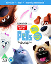 The Secret Life of Pets [BD] [Blu-Ray]