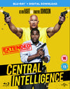 Central Intelligence Blu-ray