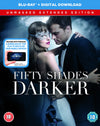 Fifty Shades Darker [Unmasked Edition, BD + Digital download] Blu-ray
