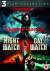 Abraham Lincoln Vampire Hunter / Night Watch / Day Watch Triple Pack  [2004] [DVD]