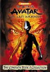Avatar: The Last Airbender - The Complete Book 3 Fire  Collection DVD