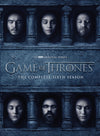 Game of Thrones S6 DVD