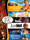 The Official Roald Dahl 7 Film Collection