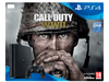 Sony PS4 500GB with COD WWII