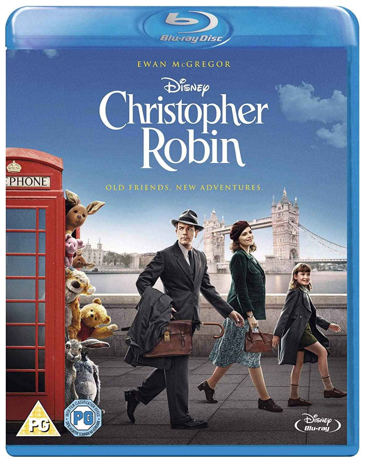 Buy Christopher Robin Blu Ray Online At Ebuzz Ie