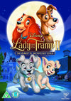 Lady & The Tramp 2 DVD