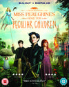 Miss Peregrine's Home for Peculiar Children (Blu-ray + Digital HD UV Copy) [2016] [Blu-ray]
