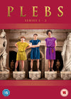 Plebs: Series 1-3 DVD