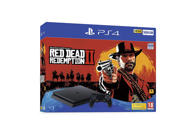 Playstation 4 500GB incl Red Dead Redemption PS4