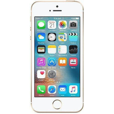 Apple iPhone SE Gold [16GB] - Unlocked Sim Free