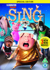 SING [DVD + digital download] DVD
