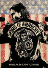 Sons of Anarchy - Season 1 [DVD]