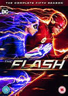 The Flash Season 5 [DVD]