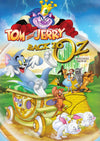 Tom And Jerry: Return Of The Oz DVD