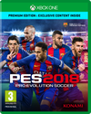 Pes 2018 Premium Edition XB1 at ebuzz.ie