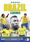 Brazilian Football Legends: Ronaldo, Ronaldhino, Kaka, Pele, Rivaldo DVD