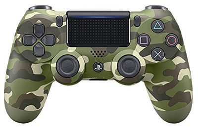 Sony PlayStation DualShock 4 : Green Camo [PS4] PS4 |ebuzz.ie online store