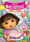 Dora The Explorer - Big Birthday Adventure DVD