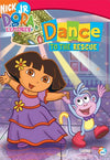 Dora The Explorer - Dance To The Rescue DVD