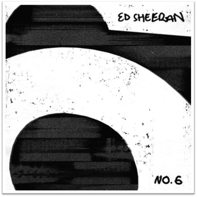 Ed Sheeran - No.6 Collaborations [CD]