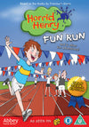 Horrid Henry's Fun Run DVD