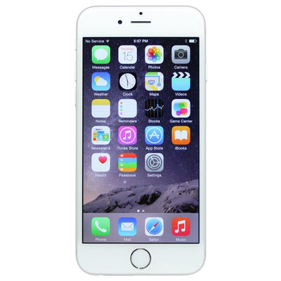 Apple iPhone 6 Silver [128GB] - Unlocked Sim Free