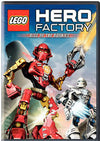 Lego Hero Factory - Rise of the Rookies  [2011] DVD