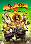 Madagascar - Escape 2 Africa [DVD]