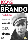 Marlon Brando - The Wild One/On The Waterfront/The Ugly American/The Appaloosa DVD