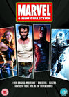 Marvel 4 Film Collection  [2003] DVD