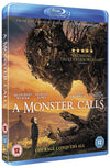 A Monster Calls Blu-ray
