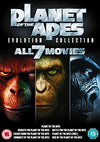 Planet of the Apes: Evolution Collection  [1968] DVD