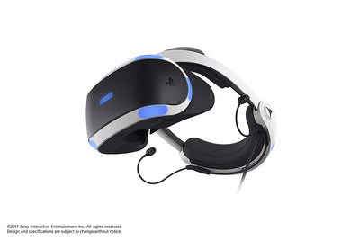 Playstation VR headset with Camera, VR Worlds & Firewall Incl