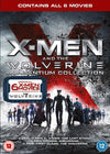 X-Men And The Wolverine Adamantium Collection  [2000] DVD