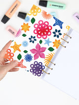Colorful 2021 Diary for Girls