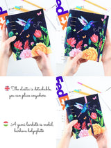 Floral Business Binder Planner 2021