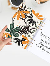 Floral Business Binder Planner 2021 - A5 Refillable Weekly Agenda - 2