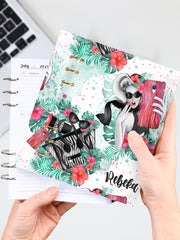 Personalized Glamour Planner 2021