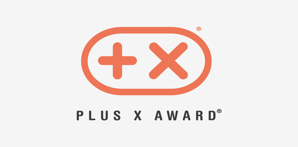 plus x award sober