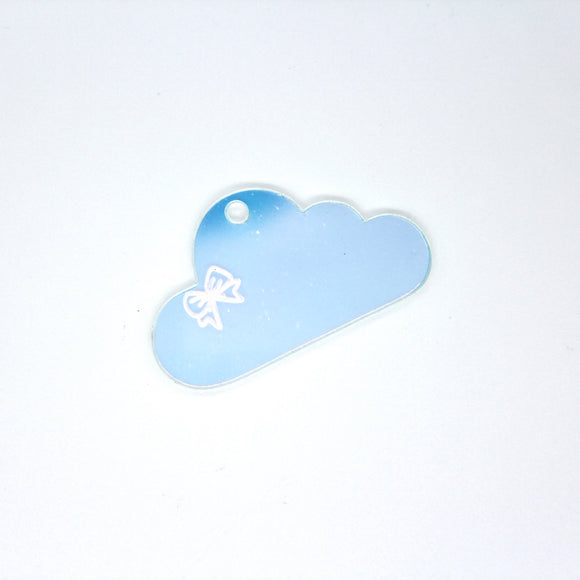Washi cutter by The Napping Bunny | Iridescent cloud