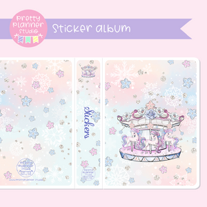 Doll kingdom - Carousel | sticker album | DK-006/2