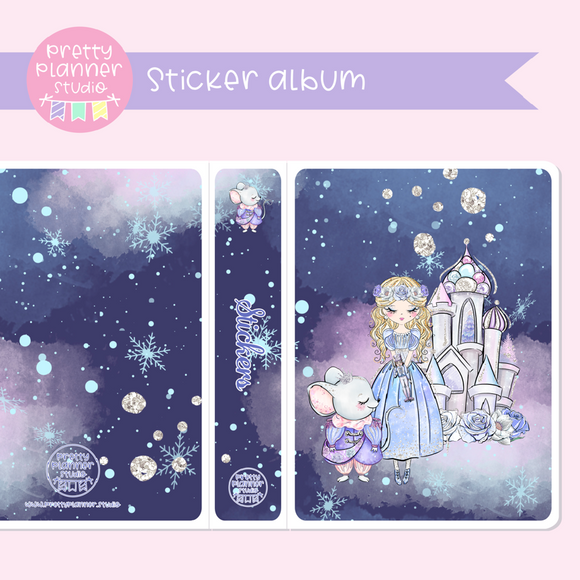 Doll kingdom - Night sky | sticker album | DK-006/3