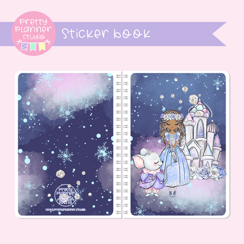 Doll kingdom - Night sky | sticker book | DK-007/3