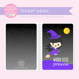 Happy halloween - Mila | sticker book | HH-007/1